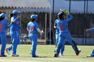 Mithali shines as Indian women beat Sri Lanka by 52 runs