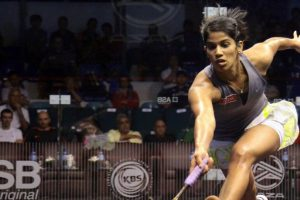 India eves beat Netherlands in World Squash Championship