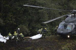 Champions League tribute to Brazil plane-crash players