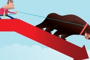 Sensex falls 250 points; Nifty slips below 10,400 level