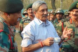Demonetisation has hit those involved in chit fund scams: Parrikar