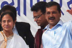 Bengal targeted as Mamata slammed demonetisation: Kejriwal