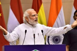PM Modi urges nation to switch to mobile wallets, banking