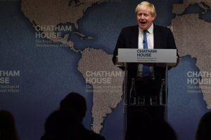 UK foreign secretary underscores commitment to NATO