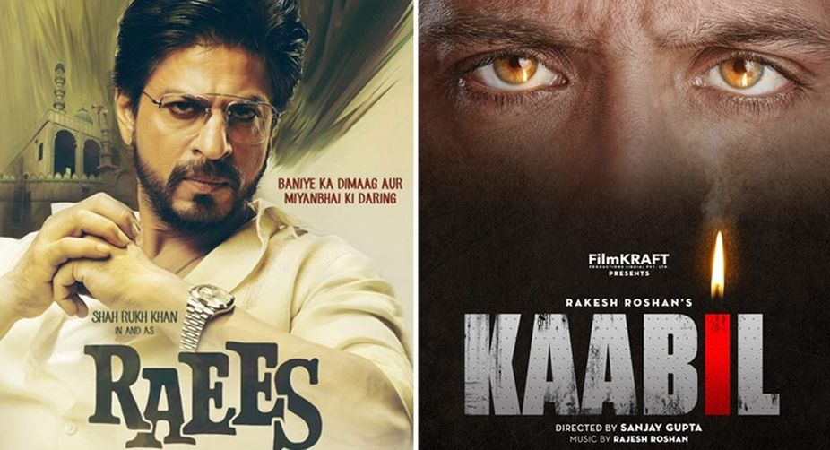 No box-office clash for 'Kaabil', 'Raees' now