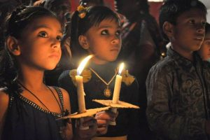 Prayer meeting held for Bhopal gas tragedy victims in MP