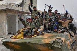 Turkey warns Syria talks at risk over truce violations