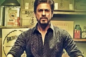 Shah Rukh Khan dons a new look in 'Raees'