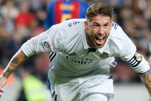 Ramos rescues Real Madrid as El Clásico ends in 1-1 draw