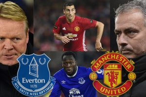 Preview: Everton host buoyant Manchester United