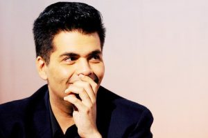 Actors don't have friends: Karan Johar