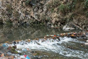 First polluted river in the world discovered
