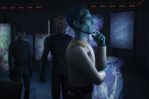 Star Wars Rebels S03E09: An Inside Man review