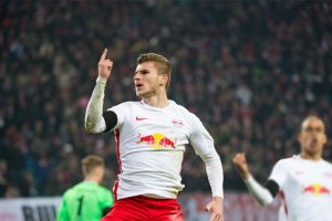 RB Leipzig regains top spot in Bundesliga