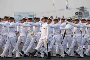 Naval officer dies of gunshot wounds