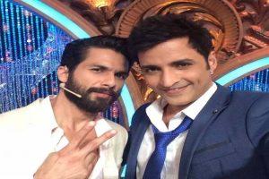 Ganesh Hegde hopes to choreograph Shahid soon
