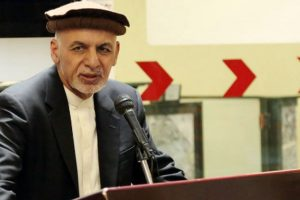 President Ghani warns Taliban of 'revenge' for Kabul attacks