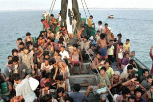 Asia's 'boat people'