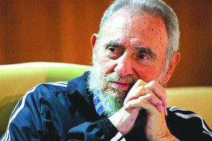 Shattered legacy of Fidel Castro