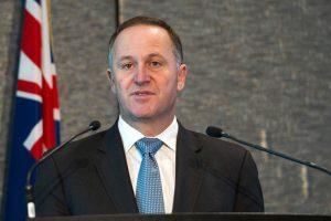 New Zealand PM John Key resigns