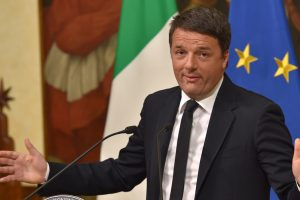 Italy's Renzi resigns, hints at early election