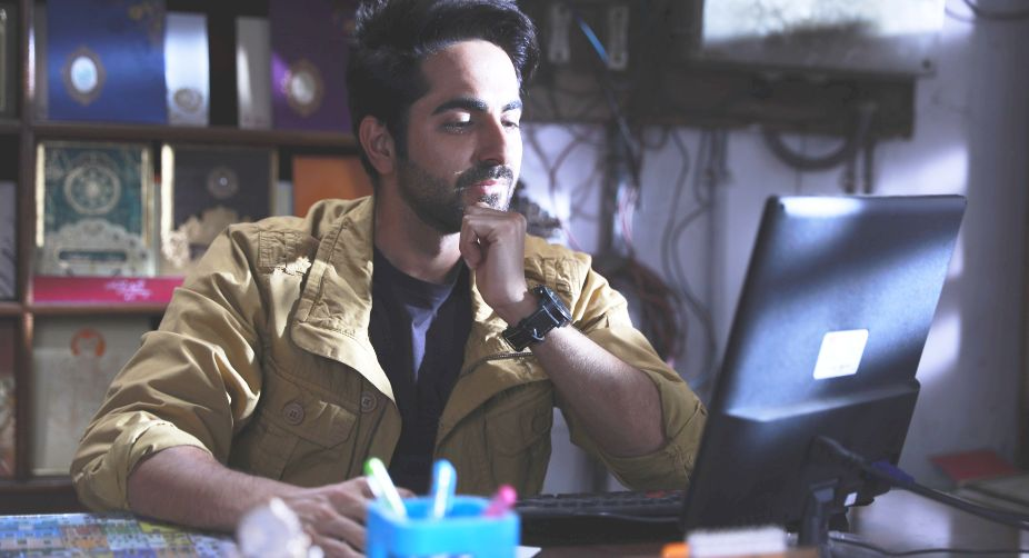 Always better to have a good support cast: Ayushmann
