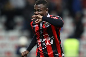 Nice back on top in Ligue 1 with 3-0 home win