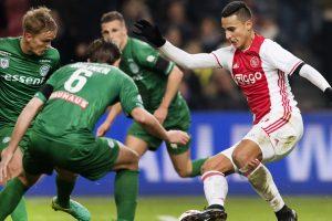Feyenoord, Ajax stay neck and neck in Dutch Eredivisie