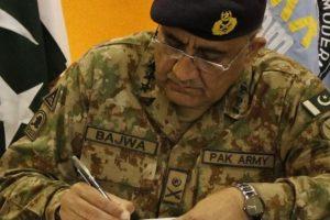 Gen Bajwa confirms death sentence on 4 terrorists