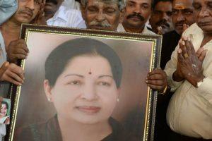 Tamil Nadu Chief Minister Jayalalithaa no more