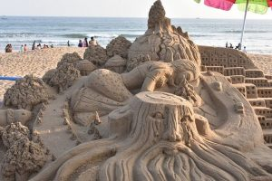 International Sand Art Festival 2016