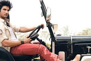 Will work on my biopic after 10 years: Sushant