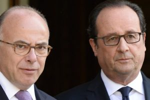 Hollande names Bernard Cazeneuve as new French PM