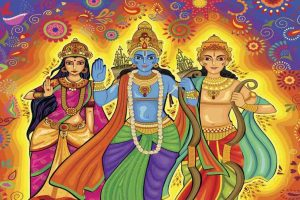 The downsized women in Ramayana