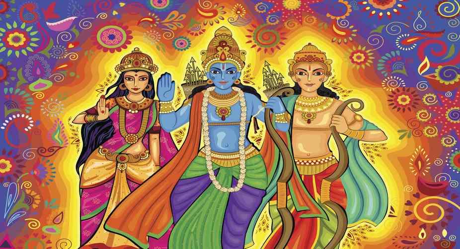 The downsized women in Ramayana