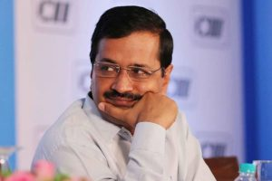 Kejriwal exempted from appearance in defamation case