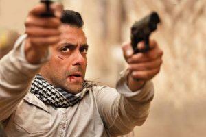 10,000 rounds of fire on Salman Khan's 'Tiger Zinda Hai' set