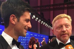 World No.2 Novak Djokovic splits from coach Boris Becker