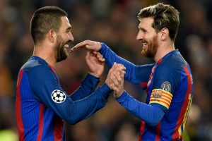 UEFA Champions League: Arsenal, Barcelona, Atletico top groups