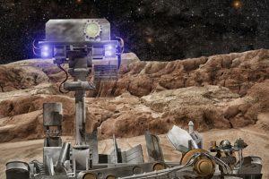 NASA's Curiosity Mars rover develops technical glitch