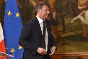 Outgoing Italian PM says his party doesn't fear early polls