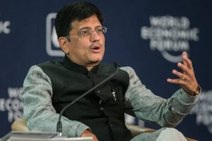 Govt open to making political donations public: Goyal