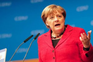 Germany 'resolutely at Britain's side' after attack: Merkel