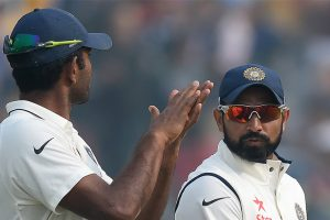 First instance of no Mumbaikar in Test at home ground
