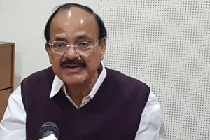 Opposition must apologise to people: Venkaiah Naidu