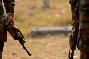 Gunfight rages, mobile phones suspended in south Kashmir