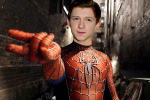 Tom Holland: Sneak peek at Spidey's web wings