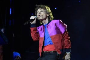 Rolling Stones' Mick Jagger father again at 73