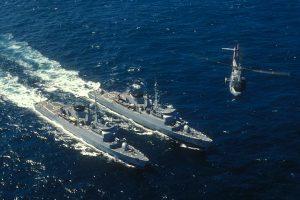 Indian Navy chopper makes emergency landing in Goa