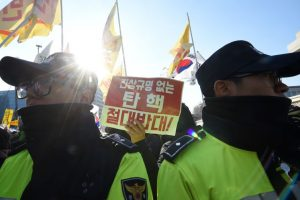 South Korea Parliament impeaches Park